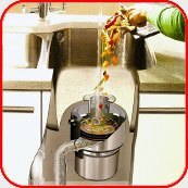 Картинка. Установка измельчителя пищевых отходов в квартире, коттедже или офисе в Орле